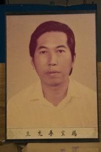 杨宝华先生